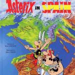Обложка альбома Астерикс в Испании