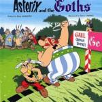 Обложка комикса Астерикс и готы