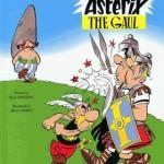 Обложка комикса Астерикс из Галлии